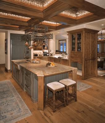 Tuscany Kitchen Design