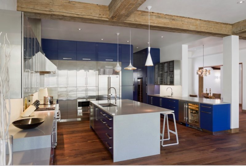 New Bold Choices For Kitchen Renovations